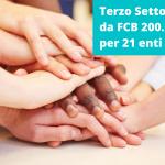 Terzo Settore: da FCB 200mila euro per 21 enti bresciani